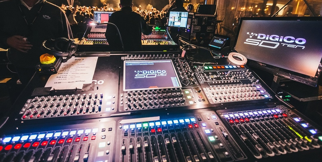 The World's Largest Music Festival Rocks On for 11 Days with Help from DiGiCo Mixing Consoles
