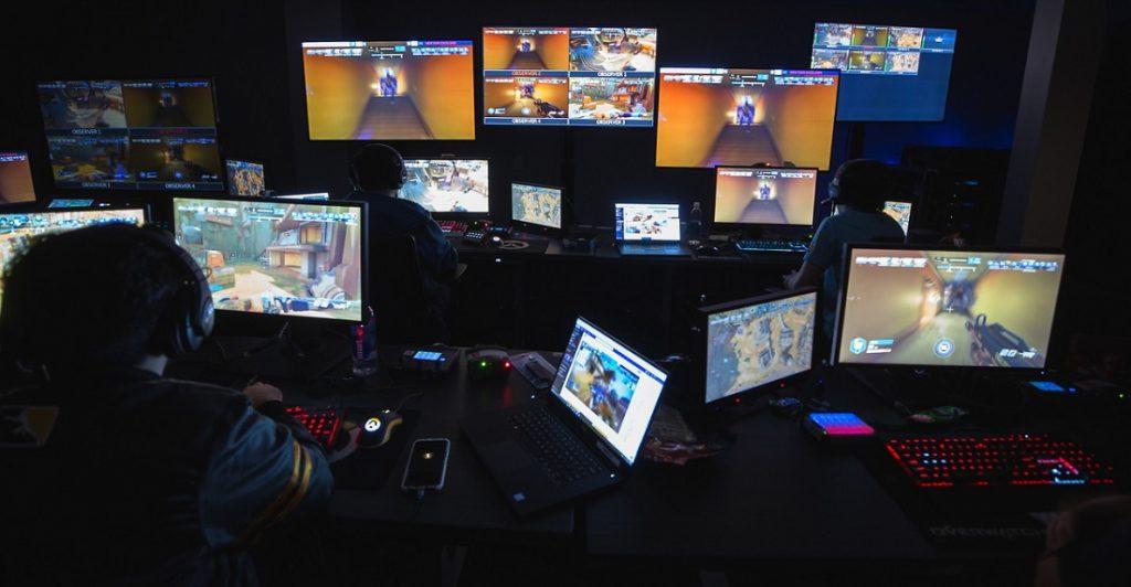 competitive video gaming, AV integration, eSports technology, eSports arenas