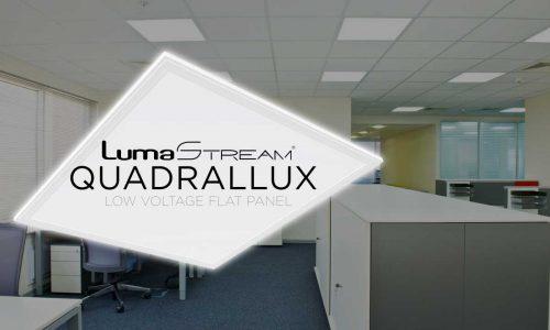LumaStream Quadrallux, LED lighting, EP22