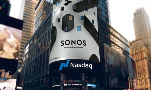 Sonos Changes Stock Market Sound by Re-Designing NASDAQ Bell