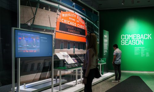 Comeback Season Exhibition at 9/11 Memorial & Museum Highlights Healing Power of Sports