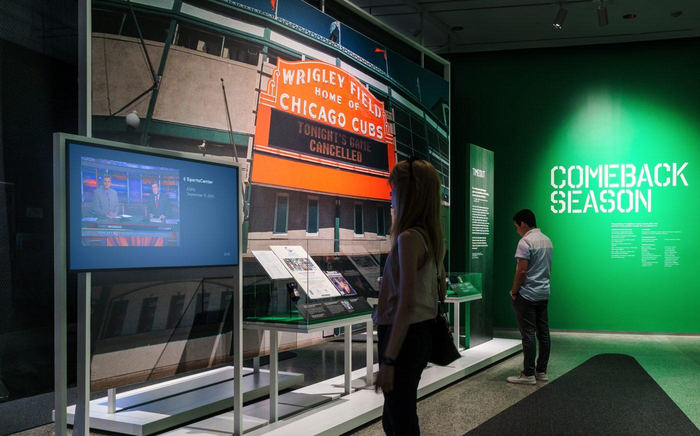 Comeback Season: Comeback Season Exhibition At 9/11 Memorial & Museum