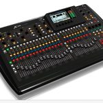 mixing consoles, audio mixing