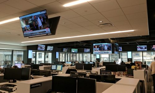 Boston Globe, Ultra HD over IP, ACT Associates