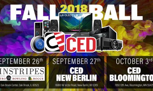 Fall Ball, Consumer Electronics Distributors