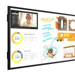Christie UHD861-LT, multi-touch UHD, Access Series