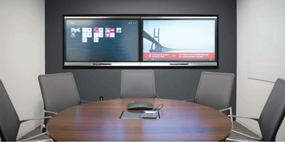 Netrix Lands AV as a Service Contract for 110 Conference Rooms