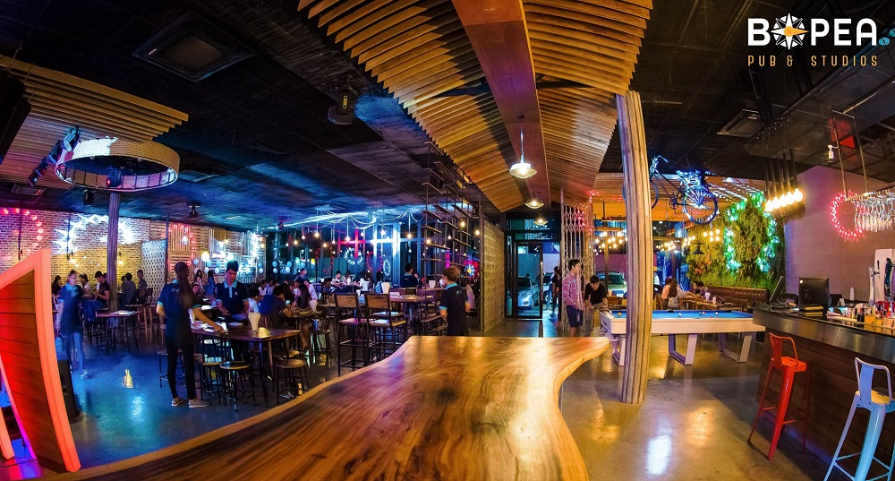 Bopea Pub's New Harman System Handles DJ's, Bands and More, Thanks to Nano Tech