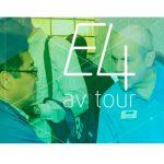 Almo E4 AV Tour, Mimo Monitors