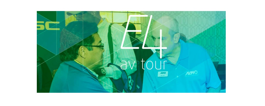 Almo 2018 E4 AV Tour Coming to Boston Area Next Week, Closing in Nashville in October