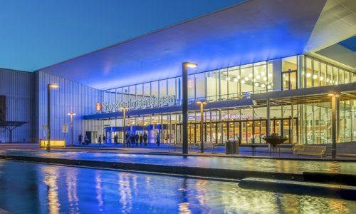 Stockholmsmässan, Scandinavia's largest exhibition center, ShureAxient