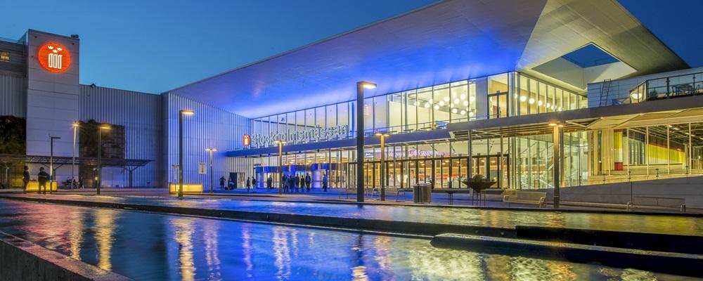 Stockholmsmässan Exhibition Center Embraces ShureAxientDigitalWireless System