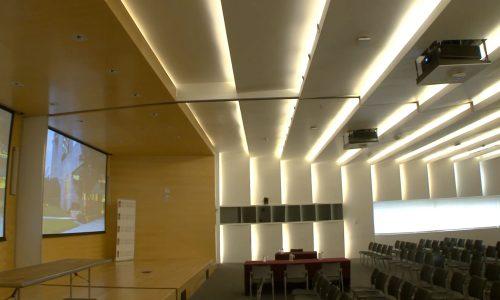 El Colegio de México Chooses Christie HS for Laser Projection in Main Auditorium