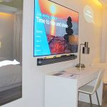 hotel room technology, IoT