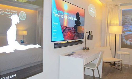 Trends in Hotel Room Technology: Artificial Intelligence and Internet of Things