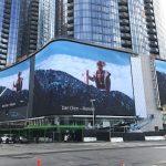 giant LED screens, Circa, Christie Terra
