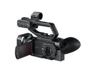 ny Pro FS5 II and PSW-Z90 4K Cameras