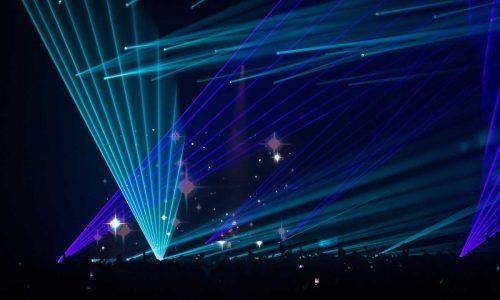 Ice Cube, Zedd, 2018 X Games, Martin Lighting Fixtures