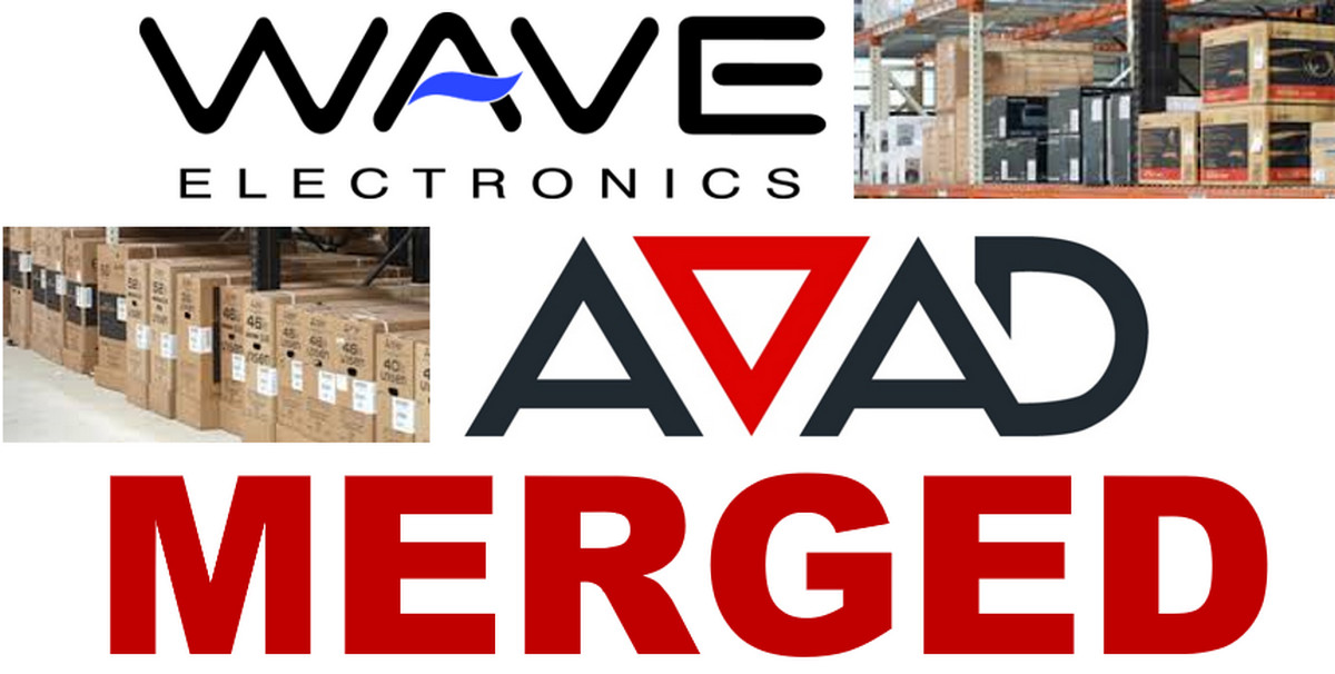 WAVE Electronics Opening Eight New Locations, Closing Six Former AVAD Locations