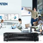 ATENVP2000 Collaboration Series, VP1000 Core Series, multi-in-one presentation switches
