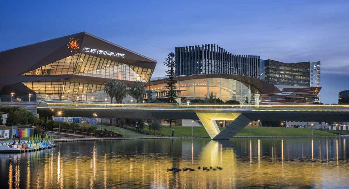 Australia's Adelaide Convention Centre Can Route 1,000 Simultaneous HD-SDI Signals