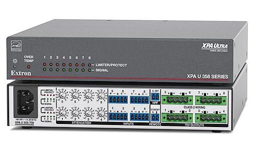Extron XPA Ultra Amplifiers, Class D technology