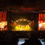 Pearl Jam Away Tour, Wrigley Feel, L-Acoustics K1, LA Network Manager