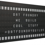 Smart Split Flap, Oat Foundry