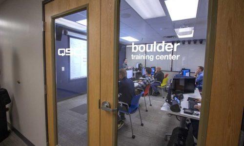 QSC has opened a new training center in Boulder, Colo., AV training