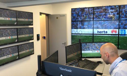 Stadium Surveillance, Montevideo football