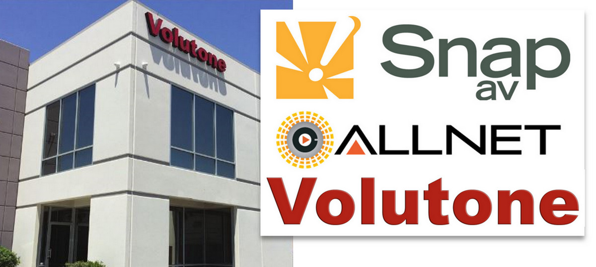SnapAV Acquires Volutone and Its 7 Distribution Sites: Impact on Commercial AV