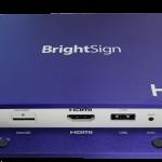 HD4, LS media players, BrightSign