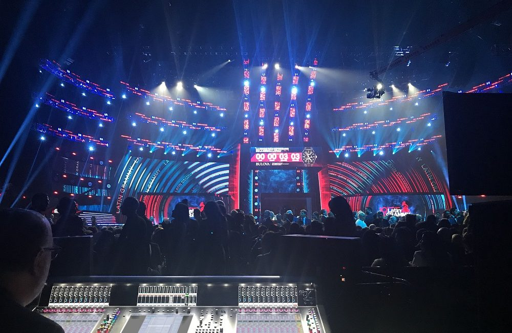 latin grammy 2018 performers inside the sound system commercial integrator latin grammy 2018 performers inside