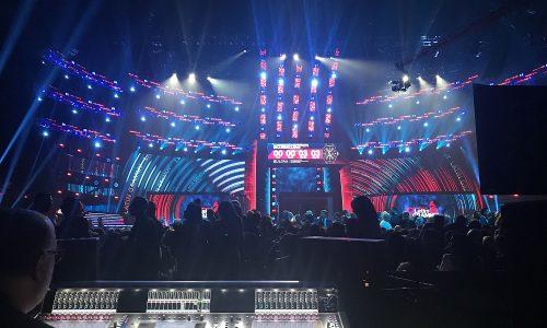 Latin Grammy, DiGiCo, SD7 , SD10