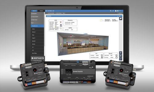 Metasys 10.0, building management, Johnson Controls