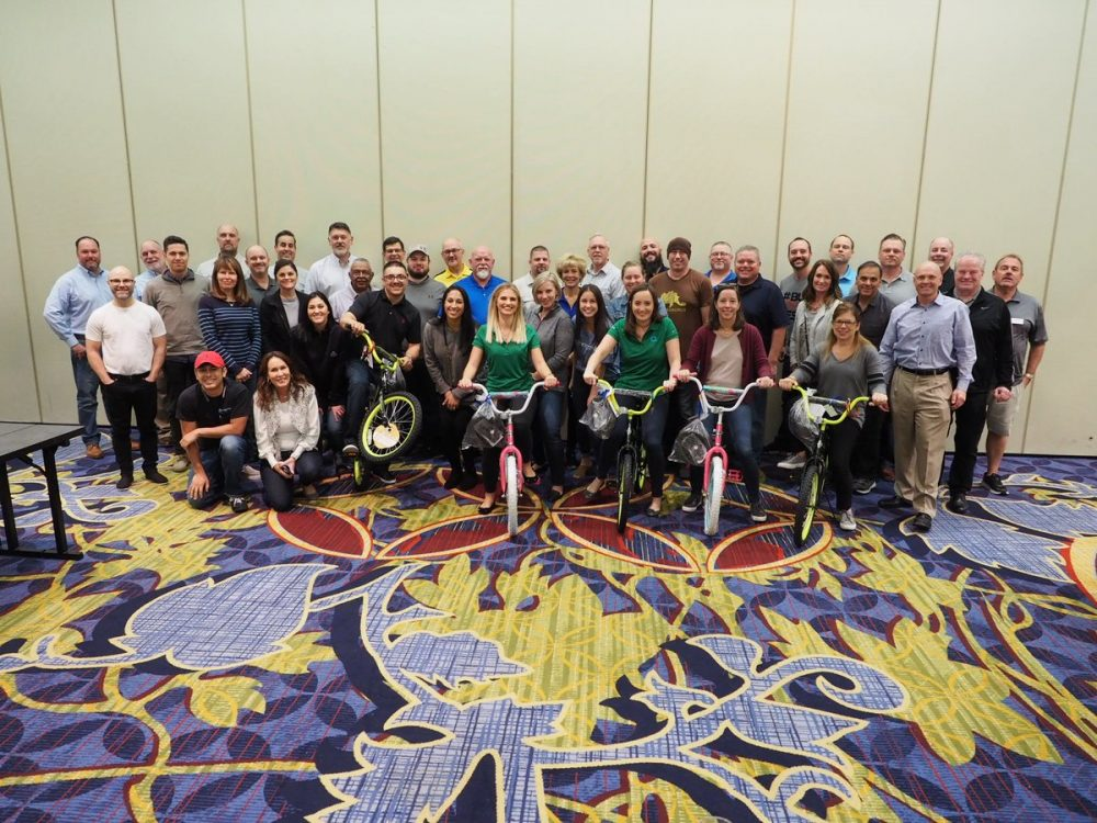 NSCA BLC Attendees Will Build Sports Equipment Packages for