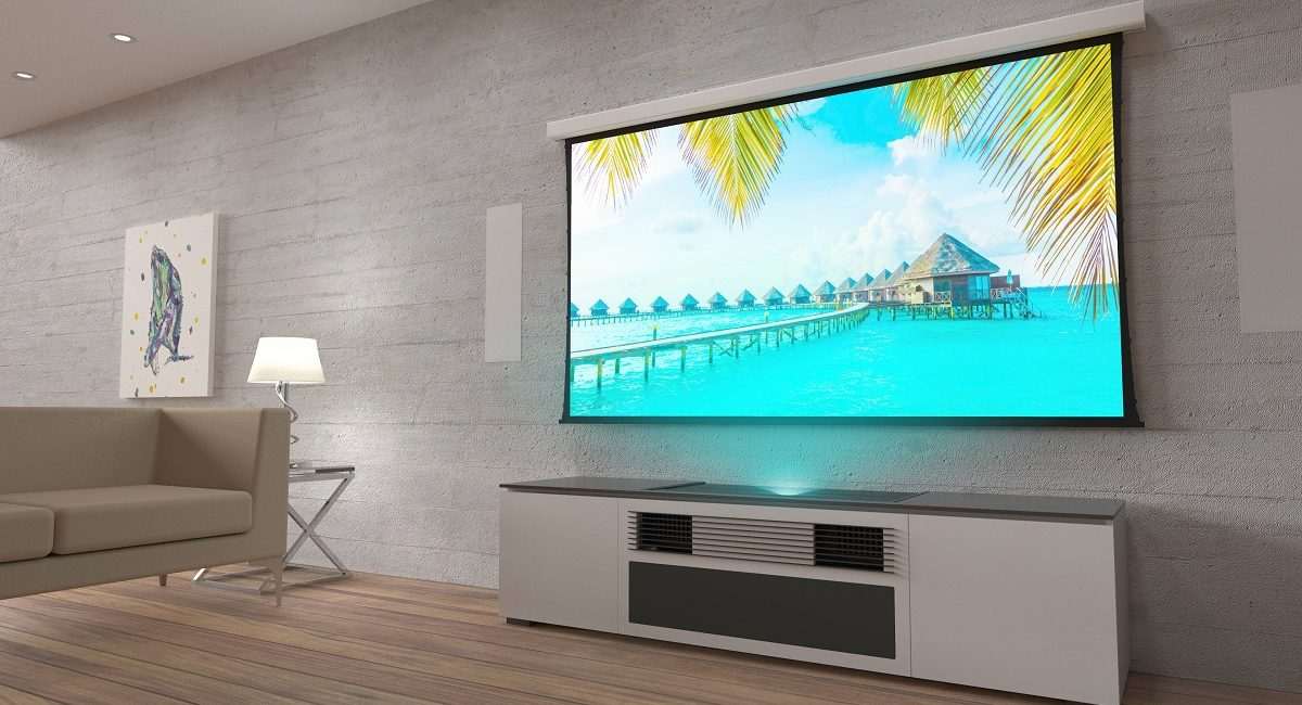 Salamander Designs, Screen Innovations Team to Provide 'Place Projector Here' Solution
