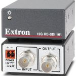 12G HD-SDI 101, Extron cable equalizer