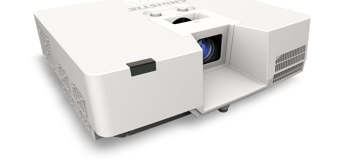 Christie Introduces Omnidirectional APS Series of 3LCD Laser Projectors