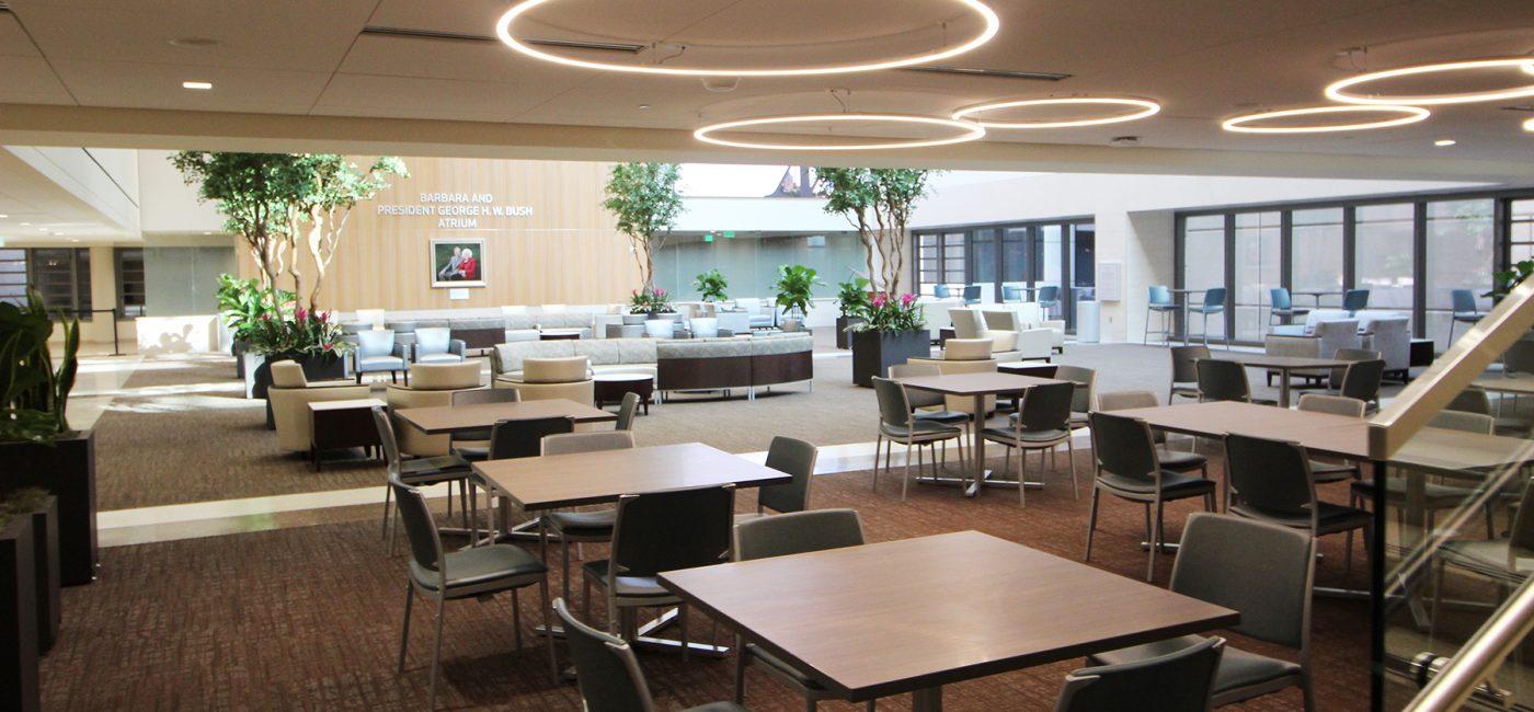 Bosch Praesideo Unites Houston Methodist Hospital Campus