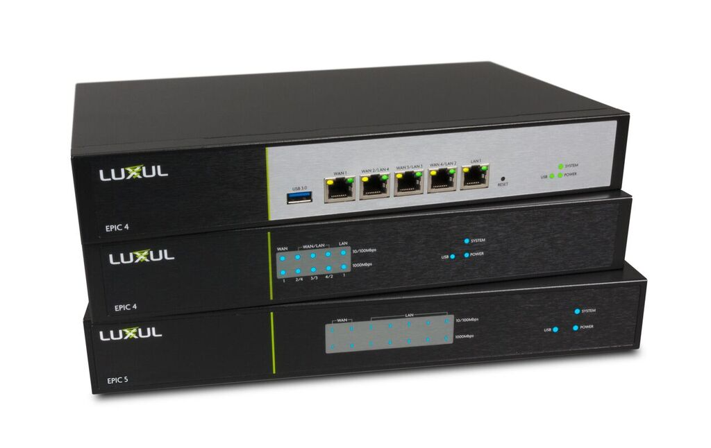 Luxul Launching 'Epic Storm of Networking Solutions' at ISE 2019
