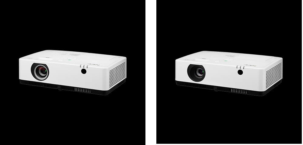 NEC Display MC and ME Projectors Target Classrooms, Small Business Applications