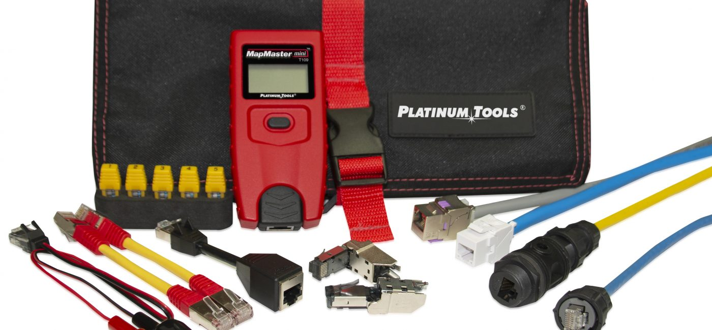 Platinum Tools Giving Away MapMaster Mini New Product Kits at ISE 2019