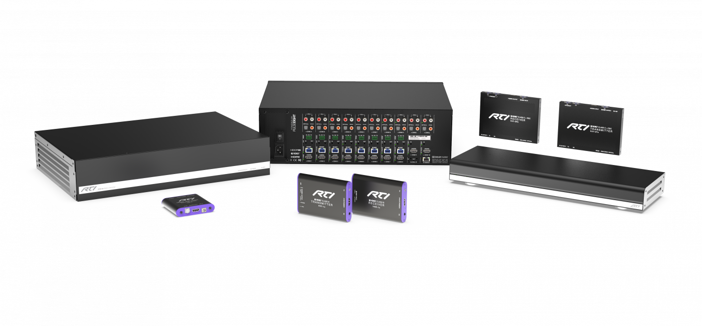 RTI's Latest 4K HDBaseT Video Distribution Solutions Now Shipping