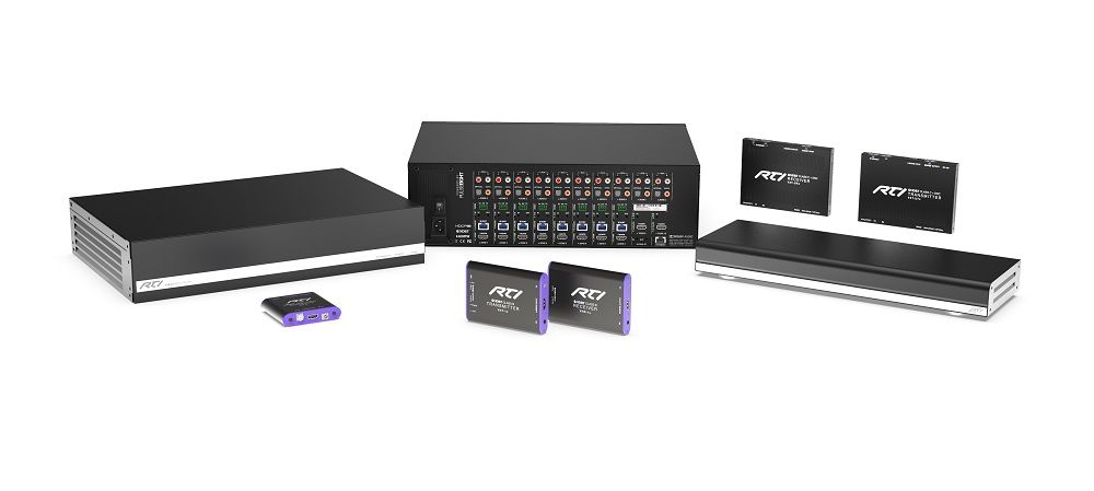 RTI HDBaseT products