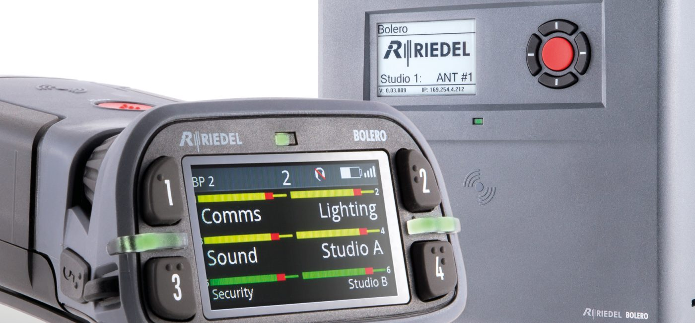 Riedel ISE 2019 Will Showcase Latest Signal Distribution and Networking Solutions