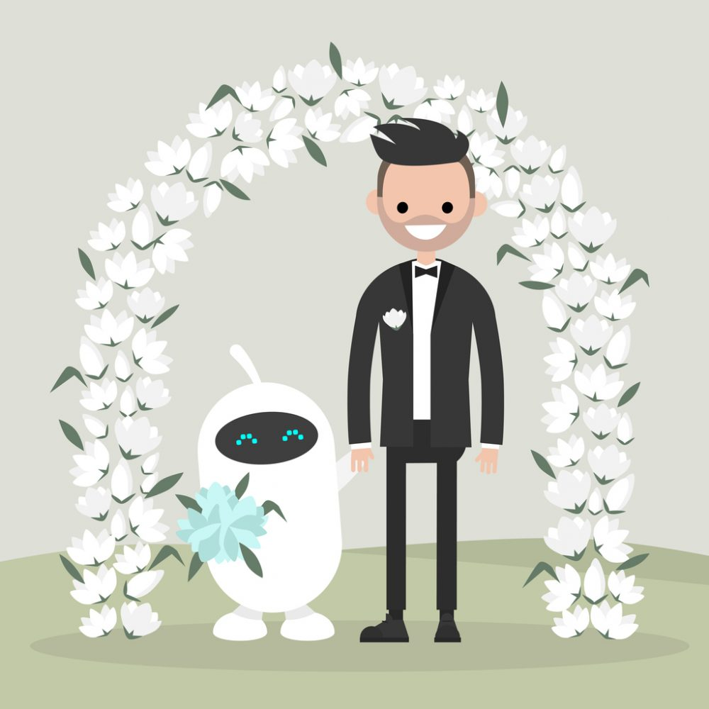 Robots And Racismhologram marriage, digisexuals