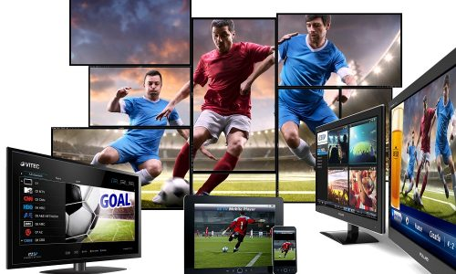 VITEC EZ TV IPTV & Digital Signage Platform