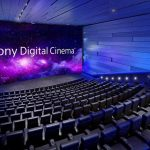 Sony Digital Cinema, Galaxy Theatres, premium large-format