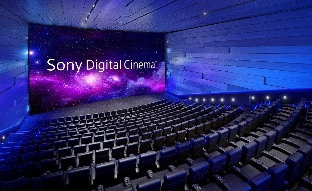 Galaxy Theatres to Employ State-of-the-art Sony Digital Cinema in Las Vegas